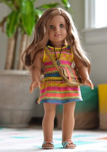 American Girl Doll Giveaway Lea Clark Doll Of the Year 2016