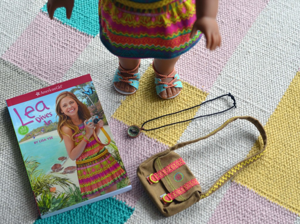 Doll of The Year 2106 American Girl Giveaway Lea Clark