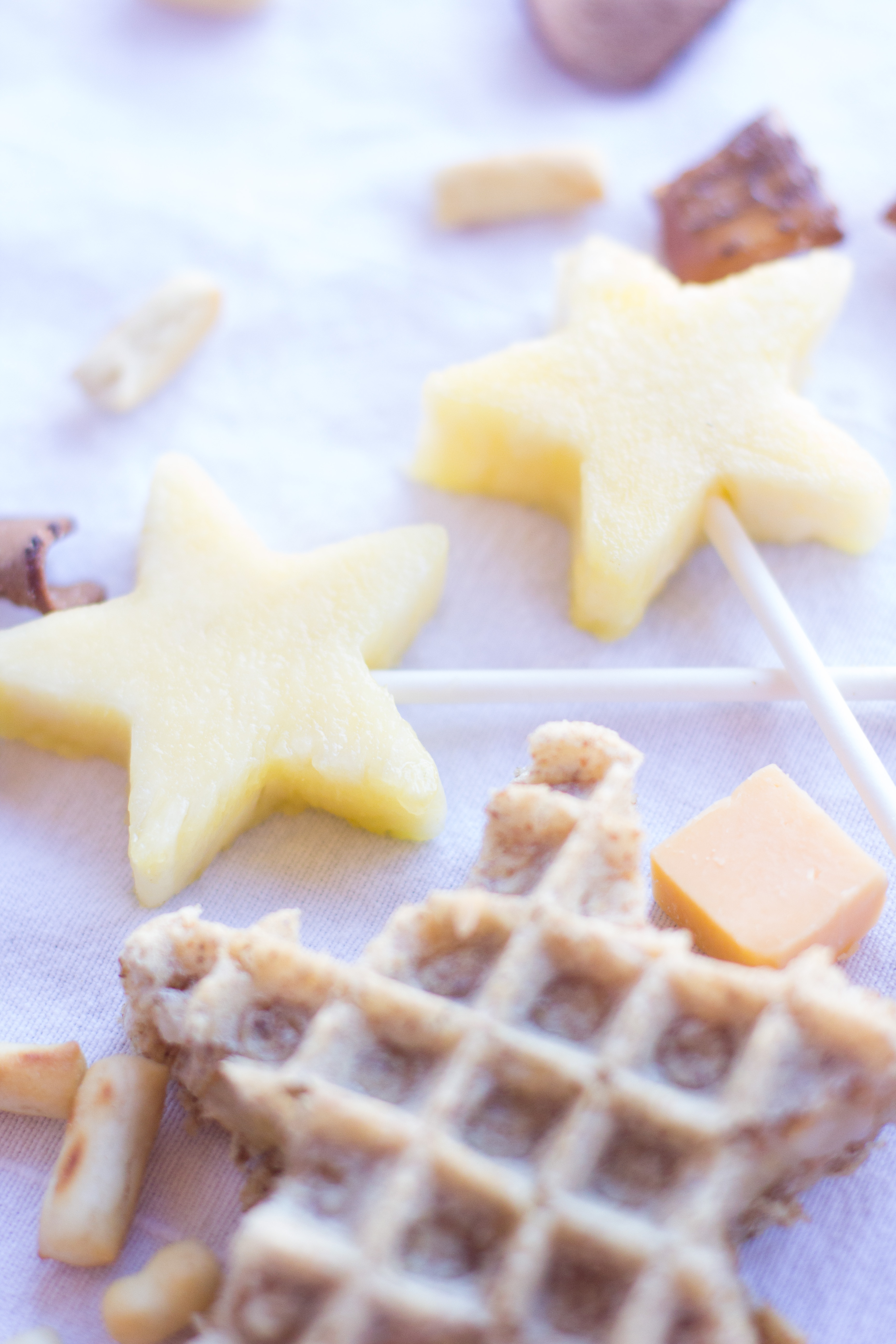 The Little Prince Themed Party Food
