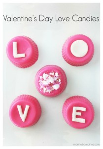 easy candy recipe LOVE