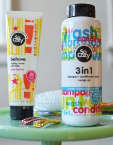 safe hair products for kids non-toxic