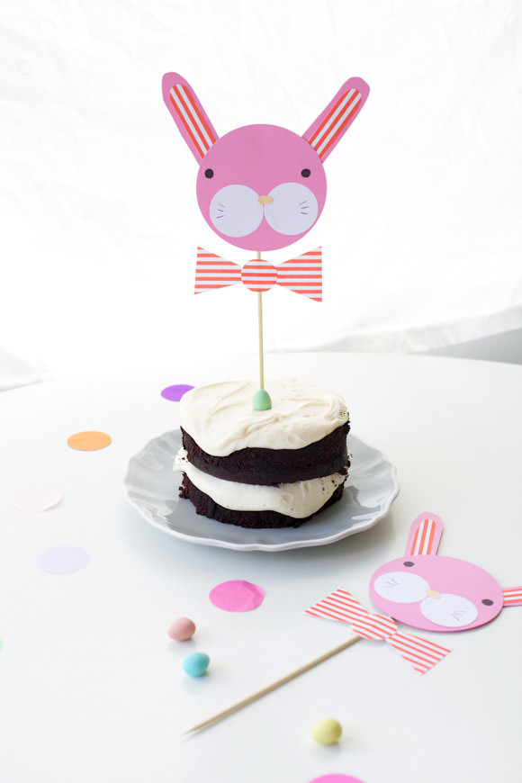 DIY-Easter-Cake-Topper