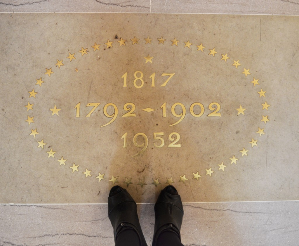 Floor-Tile-Inscribed-The-White-House