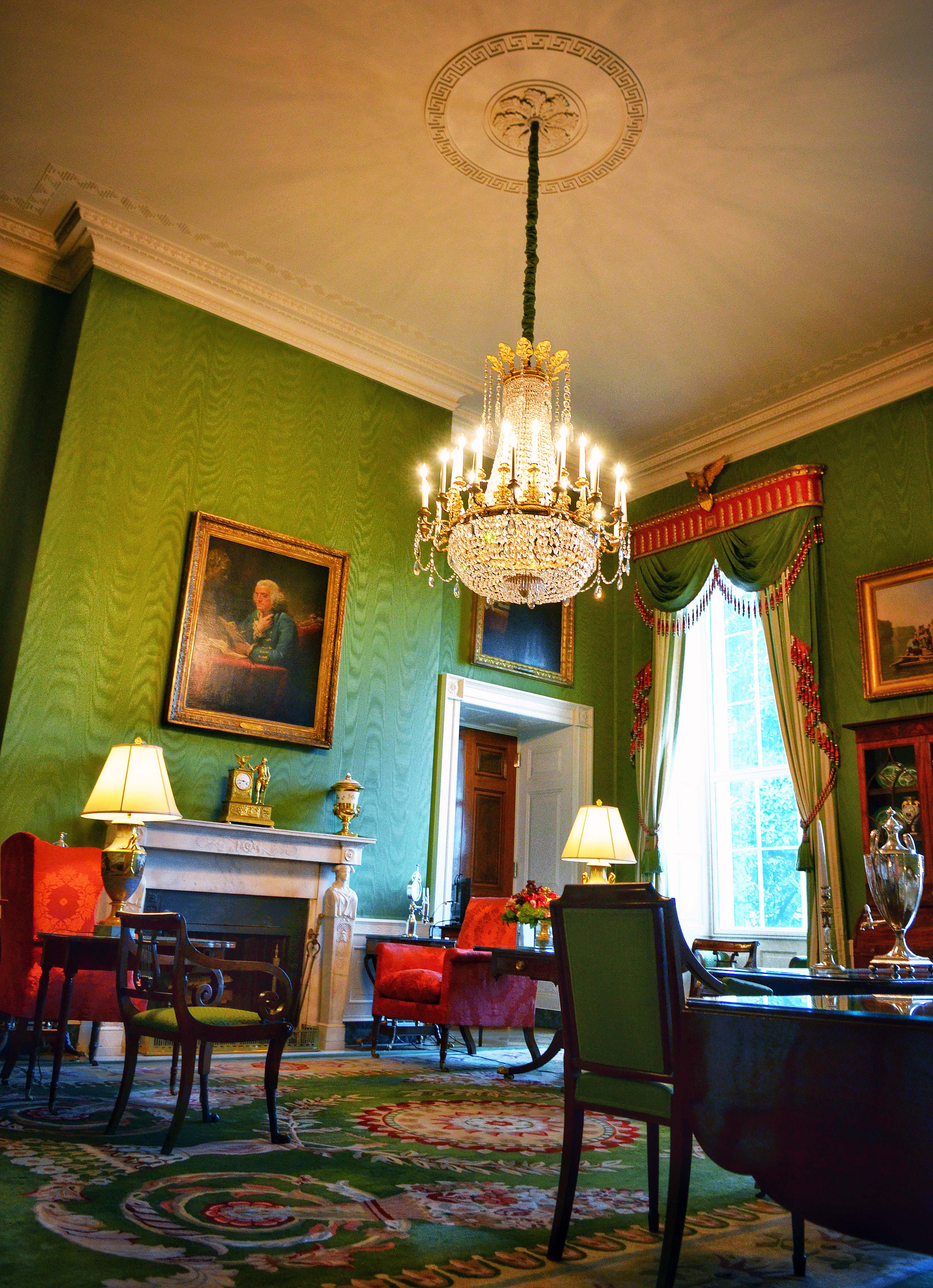 Room And House Decor Pictures: Michelle Obama's Let's Move White House Event