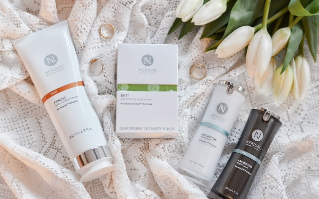 On Spring Skincare + Nerium Giveaway