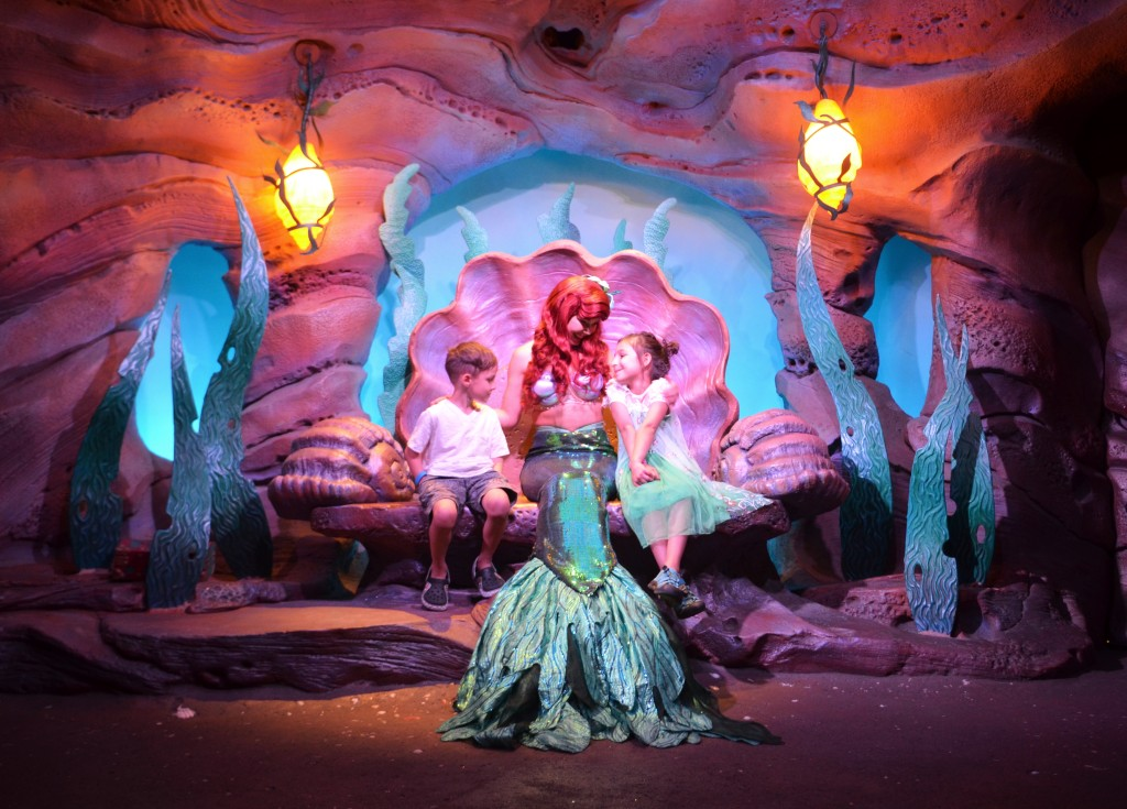 Ariel-Disney-World-Magic-Kingdom