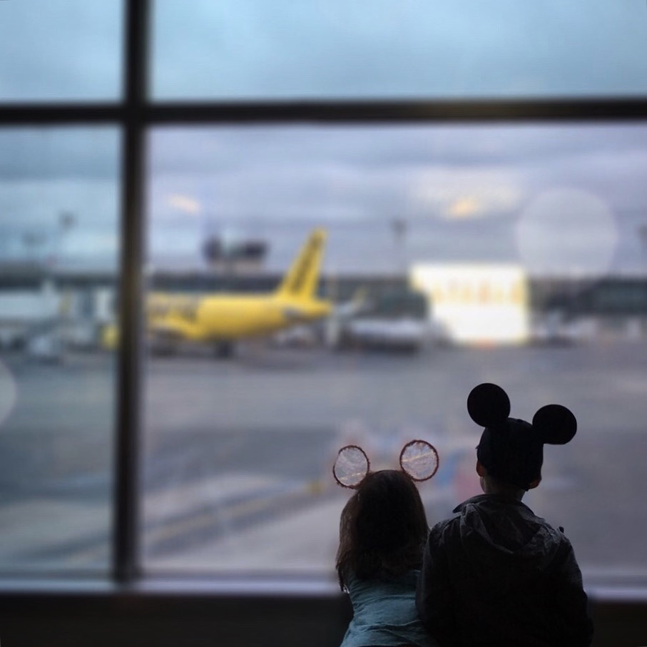 Airport-NYC-Disney-World