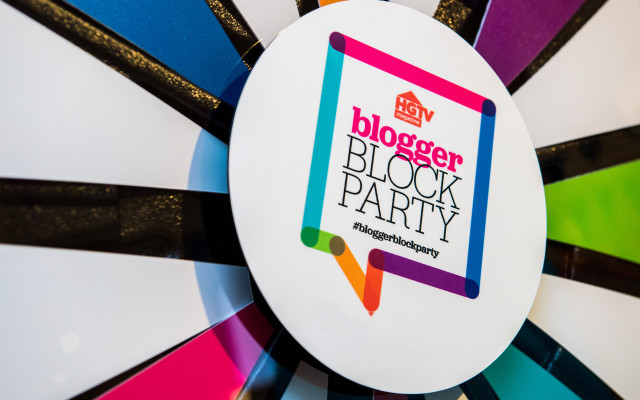 DIY, Design and More: Join Us at HGTV Magazine's 3rd Annual Blogger Block Party