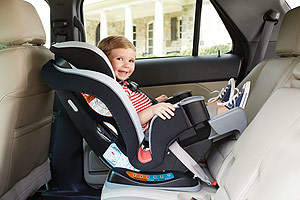 Graco Extend2fit 3in1 Car Seat