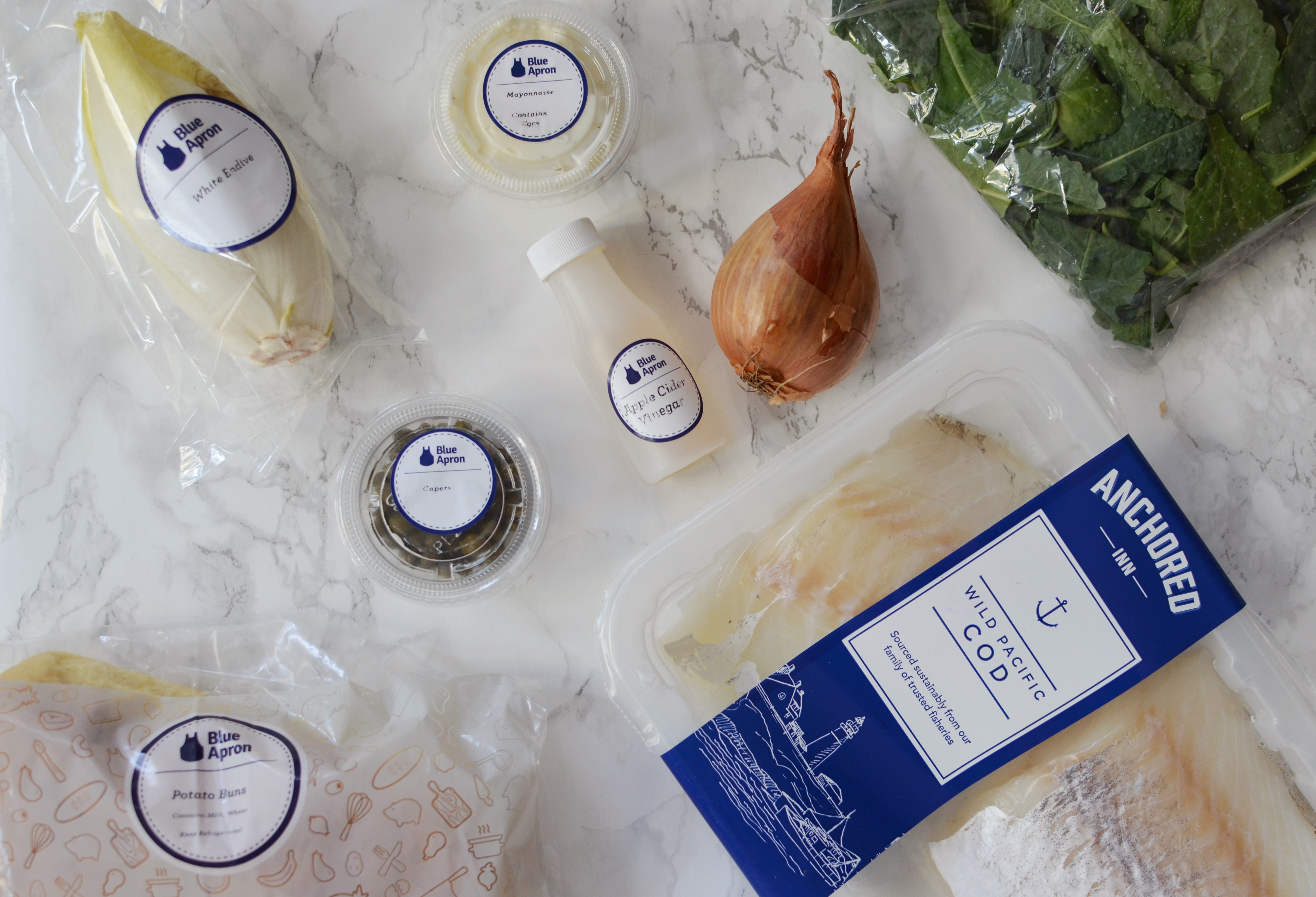 Blue apron toronto