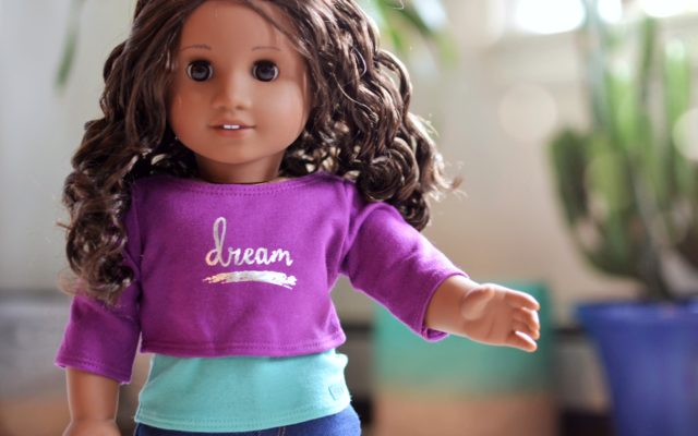 Gabriela McBride: American Girl's 2017 Girl of the Year + Giveaway!
