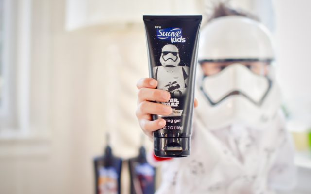 Make Your Kids' Bath Time Epic with this Disney Star Wars Collection