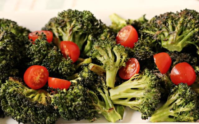 The Perfect Roasted Broccoli