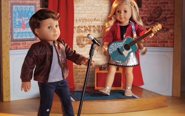 Logan Everett: American Girl's First Boy Doll + Giveaway!
