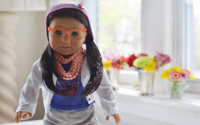 Meet Z Yang: American Girl's Korean-American Filmmaker Doll + Giveaway