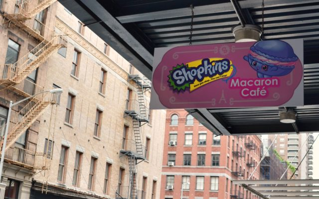 Shopkins Macaron Café Pop-Up Comes to NYC + SKECHERS Giveaway!