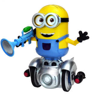 WowWee-Minion-MiP Turbo-Dave-Robotic-toy-giveaway