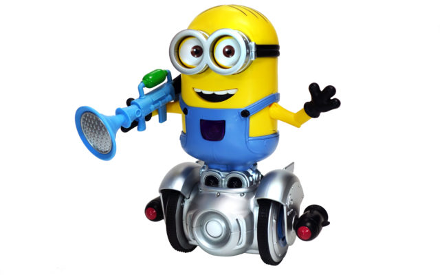 Your Own Personal Minion: Meet Minion MiP Turbo Dave + Giveaway