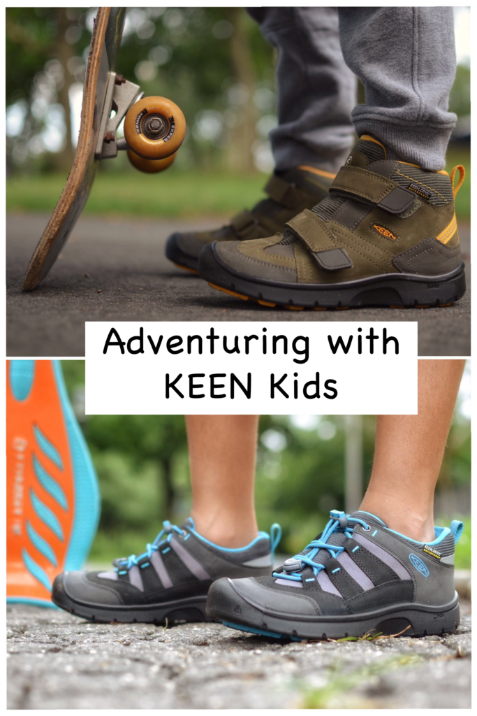 Back-to-school-Keen-Kids-shoes