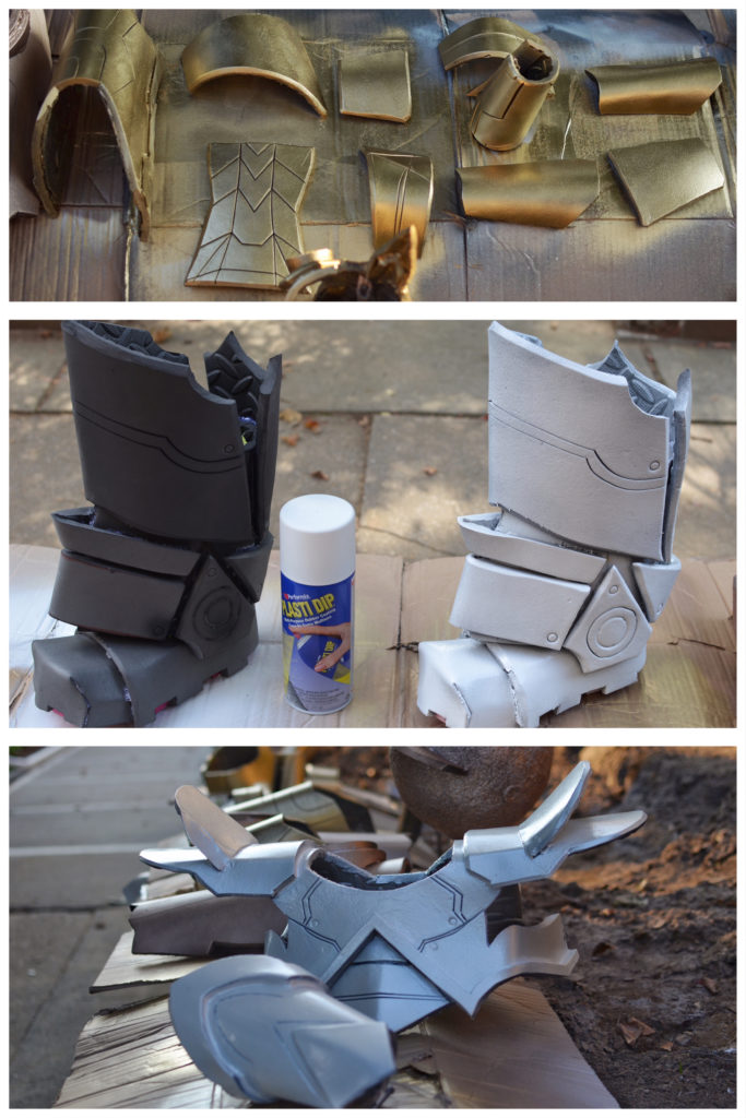 Nintendo-cosplay-EVA-foam-DIY-costumes