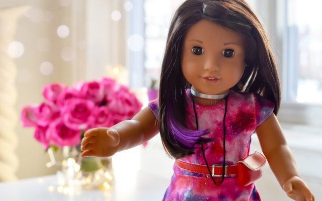 Introducing Luciana Vega: American Girl's 2018 Girl of the Year + Giveaway!