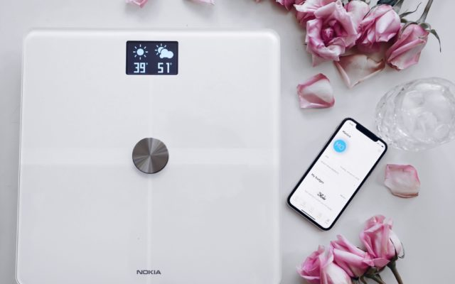 On Wellness Goals with the Help of Smart Scale Technology