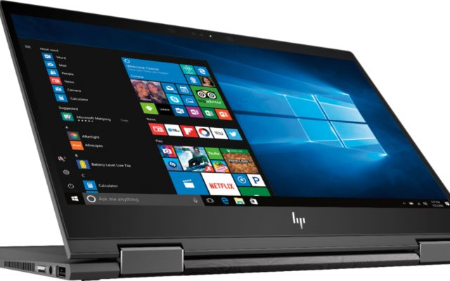 Tech Feature: A Great Deal On The HP Envy x360 at Best Buy