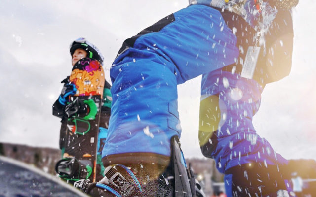 A Family Ski & Ride Weekend at Stratton Mountain Resort