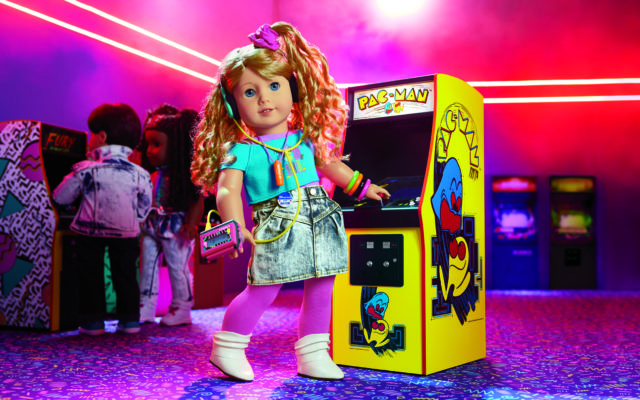 Courtney Moore: American Girl's New 'Historical' Doll is Straight Out of 1986 (+ Giveaway!)